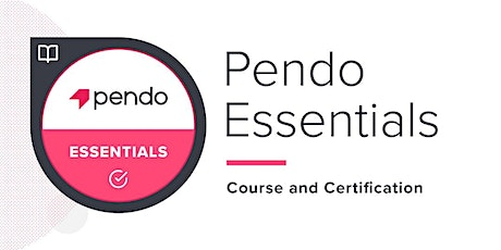 2-Day Virtual Pendo Essentials,  September 9th & 10th tickets