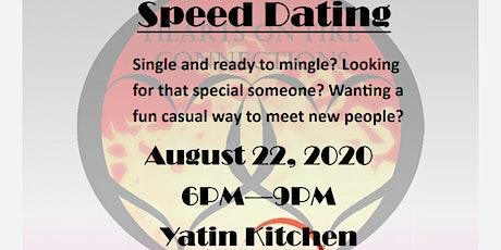 HOFC Speed Dating 35-49  Yatin's Kitchen Gentlemen tickets