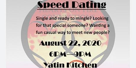 HOFC Speed Dating 35-49 @ Yatin's Kitchen Ladies tickets