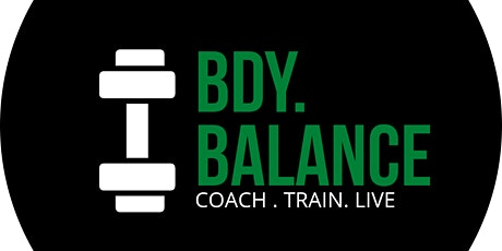 BDY. BALANCE Wellbeing and Fitness bootcamp tickets