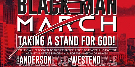 1st Annual Black Man March: Hosted by Rize5 tickets