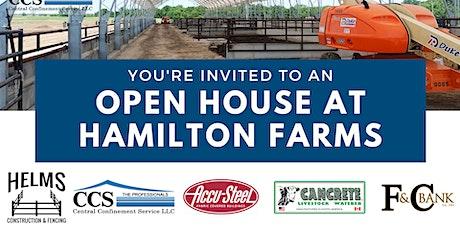 Cow/Calf Open House at Hamilton Farms tickets