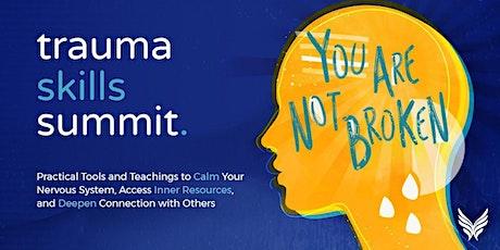 The Trauma Skills Summit tickets