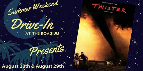 TWISTER: Summer Weekend Drive-In at the Roadium tickets