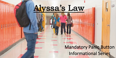 Alyssa's Law - Florida Informational Update tickets