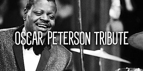 Música Jazz en directo: OSCAR PETERSON TRIBUTE entradas