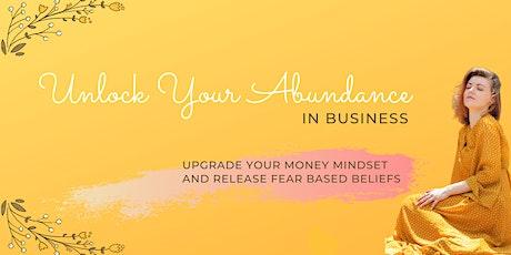 Unlock Your Abundance tickets
