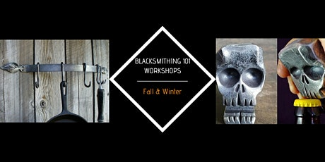 Blacksmithing 101 (6 Hours) tickets