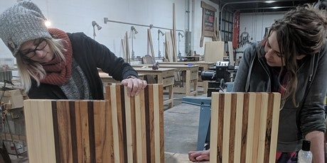 Make your own Cutting Board                                        MPLSMAKE tickets