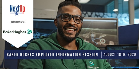 Virtual Employer Information Session With Baker Hughes tickets