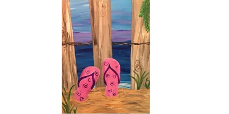 The Phone Booth Lounge - Summer Flops - Paint Party tickets
