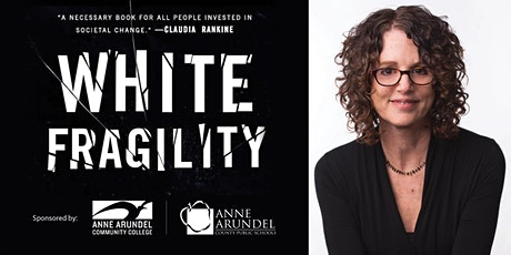 """A Virtual Event with Robin DiAngelo, Ph.D. - Author of """"White Fragility"""" tickets"""