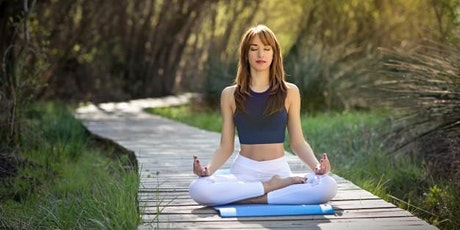 Evening Yoga In The Park tickets