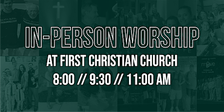 FCC In-Person Worship - September 27, 2020 tickets