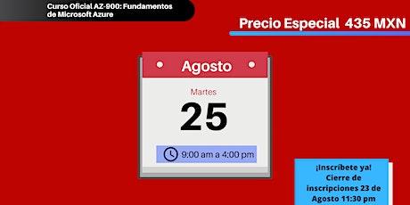 AZ -900 DAY tickets