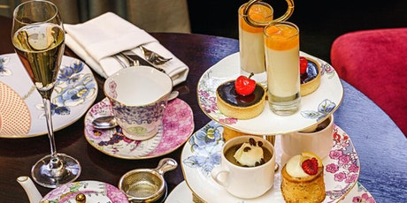 HALF PRICE MONDAYS Afternoon Tea tickets