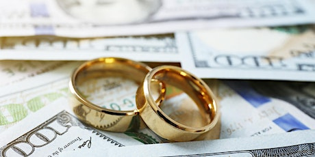 """Financial Fitness Wednesdays: """"MARRIAGE and Your Money-Moon"""" tickets"""