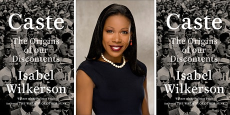 Isabel Wilkerson: Caste: The Origins of our Discontents tickets