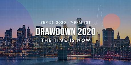 Drawdown 2020 - Climate Week Event tickets