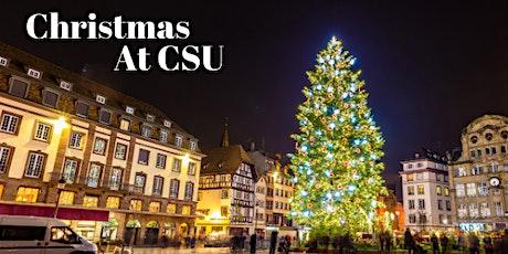 Christmas at CSU tickets