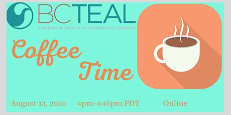 BC TEAL Coffee Time tickets