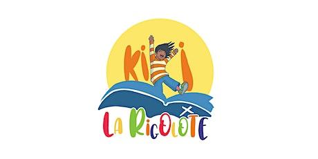 REPORTÉ - Kiki la rigolote - Dédicace de livres tickets
