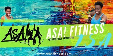 ASA! with ISA tickets
