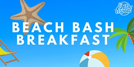 Beach Bash Breakfast tickets