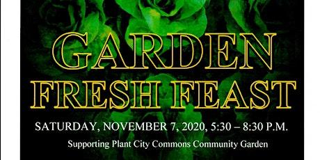 Garden Fresh Feast 2020 tickets
