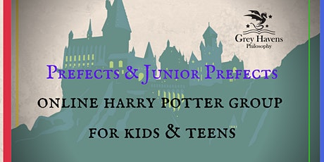 Harry Potter Discussions for Kids & Teens Online billets