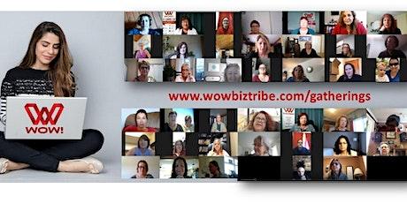Women in Business & Leadership Gathering ONLINE -January 28 , 2021 tickets