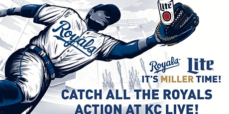 KC Live Baseball Watch Party 8/2 tickets