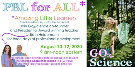 PBL for ALL (Amazing Little Learners) tickets
