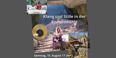 Klang und Stille in der Einhornhöhle Tickets