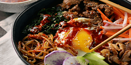 Date Night:  Korean Food Cooking Class w. wine (+BYO) | LCF Cooking Classes tickets