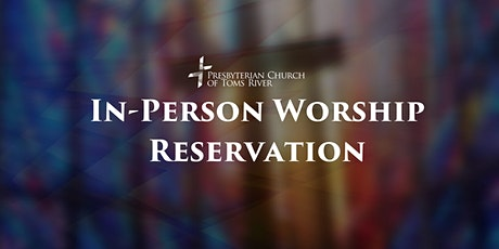 August 9 Traditional Worship, 9:30 am tickets
