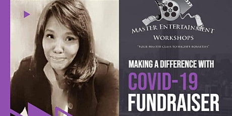 Livestream Entertainment Workshop covid-19 fundraiser tickets