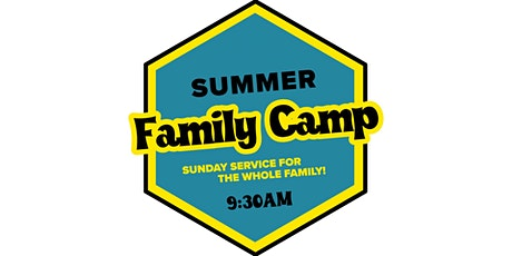 Family Camp tickets