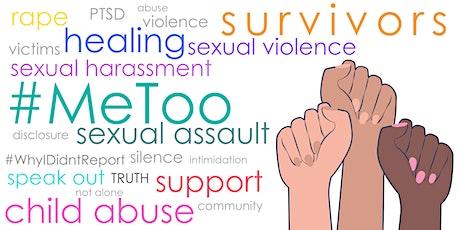 Understanding Sexual Violence tickets