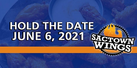 Sactown Wings 2021 - rescheduled tickets
