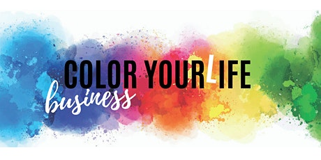 COLOR YOUR LIFE business 2021 billets