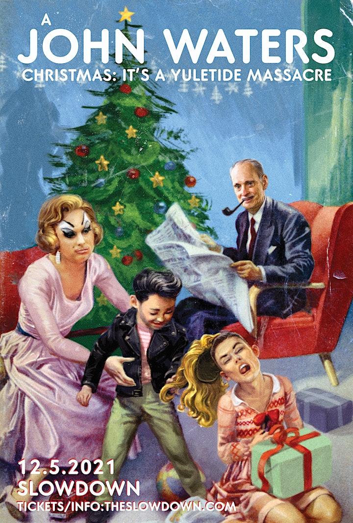 A John Waters Christmas image