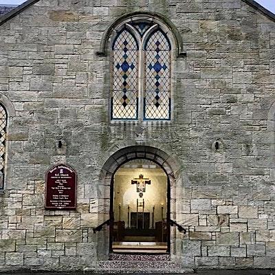St. Athanasius Church (Carluke) logo