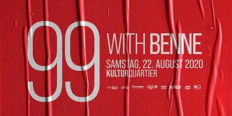 Benne I Stuttgart 2020 Tickets