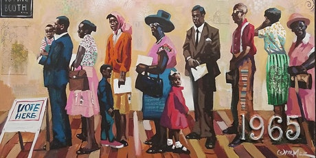 The Challenge Of Change - Civil Rights in America Art Exhibition tickets