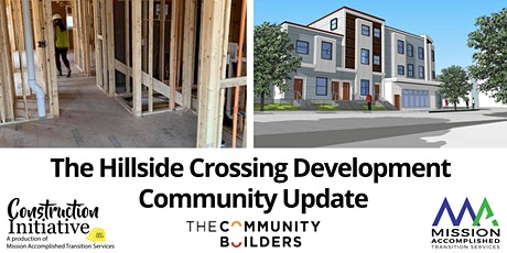 The Hillside Crossing Community Update tickets