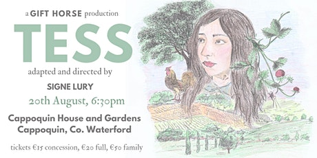 Tess - Open Air Theatre - Cappoquin tickets