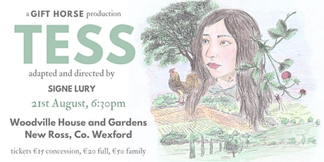 Tess - Open Air Theatre - Woodville tickets