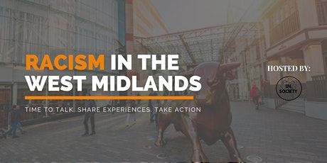 Racism in the West Midlands: It's Time to Take Action tickets