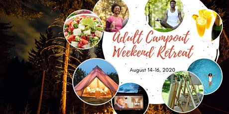 Adult Campout Weekend Retreat tickets
